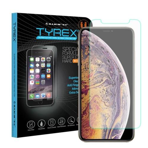 Foto Produk Tyrex + Garansi iPhone XS Max Tempered Glass Screen Protector dari unomax