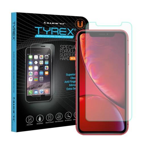 Foto Produk Tyrex + Garansi iPhone XR Tempered Glass Screen Protector dari unomax