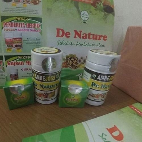 Foto Produk Ambejoss + Salwa 2 Paket dari Herbal de Nature