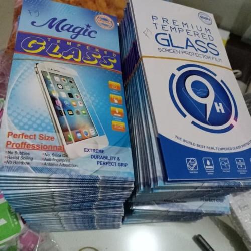 Foto Produk tempered glass oppo f9 anti gores kaca dari king acc&sparepart hp