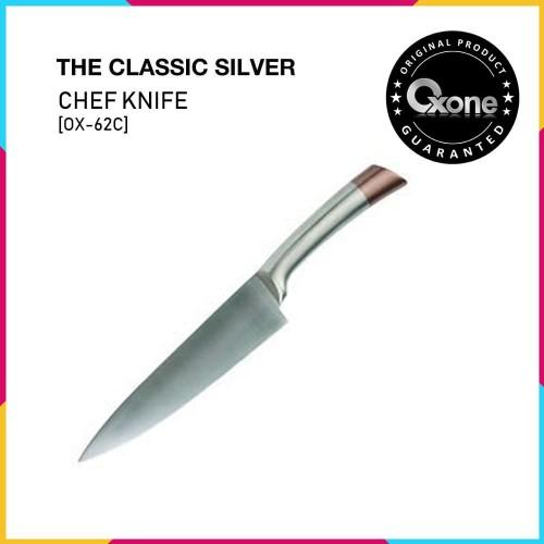 "Foto Produk Pisau Daging OXONE OX-62C Classic Chef Knife 8"" - Stainless dari Home Electro"