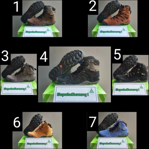 Foto Produk sepatu karrimor . sepatu gunung cewek . sepatu tracking . sepatu murah dari sepatugunung1