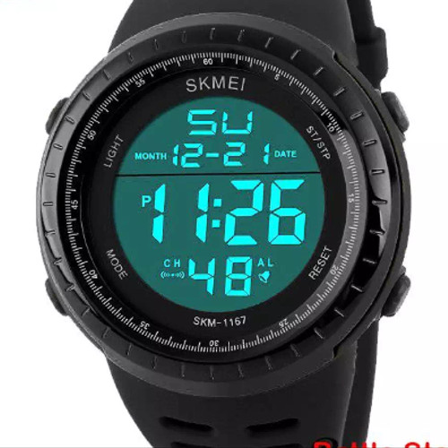 Foto Produk Jam tangan pria digital dari san watch