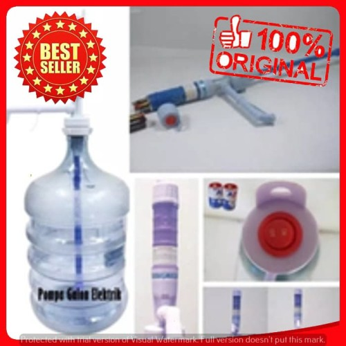 Jual Grosir Pompa Air Galon Electric Water Pump Pompa Air Minum Jakarta Pusat Dr Grosir Tokopedia
