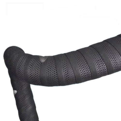 Foto Produk Handlebar tape sepeda antislip with bar plug dari Uwo Sports