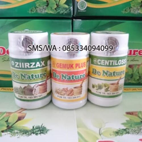 Foto Produk Obat Liver Hati Ampuh De Nature Original dari Toko De Nature Ampuh