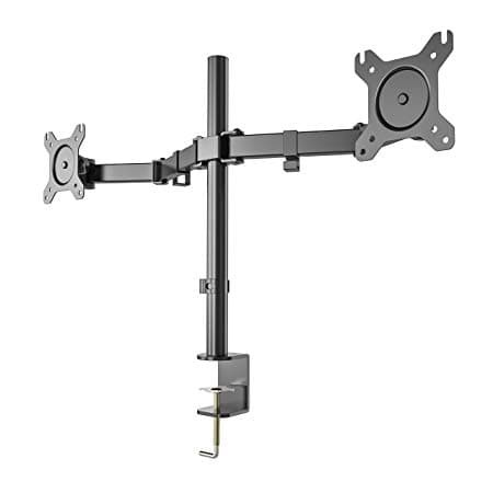 Foto Produk SitStand.ID Double LCD Dual Monitor ARM Mount Desk Stand - Clamp dari SitStand