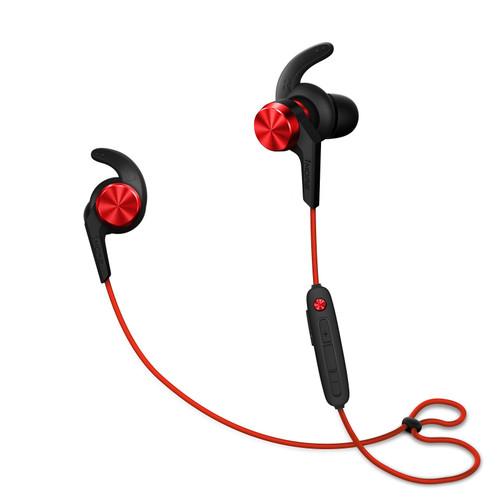 Foto Produk 1MORE iBFree Sport Bluetooth 4.2 In-Ear Earphones New Model - E1018BT - Merah dari 1MORE Official Store