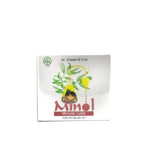 Foto Produk minol kecil 5 ml 1 box @ 6 botol dari Nutree pharma