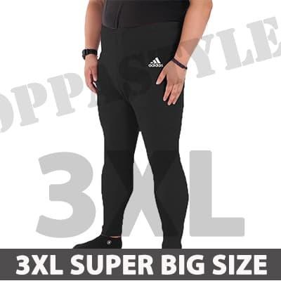Foto Produk SUPER BIG SIZE 3XL BRAND LEGGING PRIA CELANA PANJANG TRAINING SPORT - XXXL AD NAVY dari oppa style shop