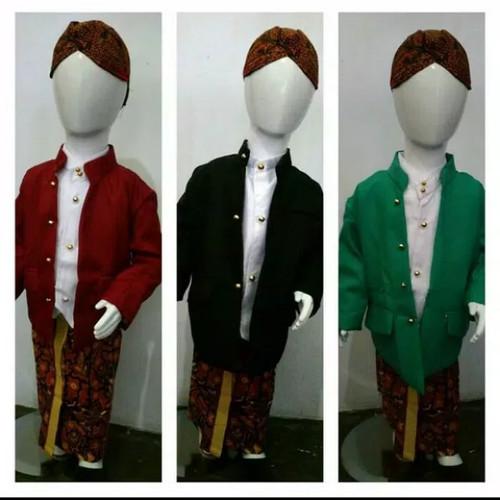 Foto Produk Baju adat jawa ewes laki anak anak dari Mila's Store