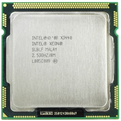 Foto Produk Prosesor Intel Xeon X3440 (setara i5-750, versi murah i7-860) LGA 1156 dari LFM