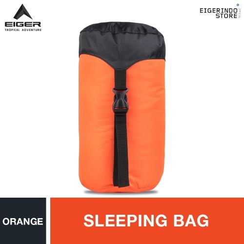 Foto Produk Eiger Sleep Sack 1000 Sleeping Bag - Orange dari Eigerindo Store