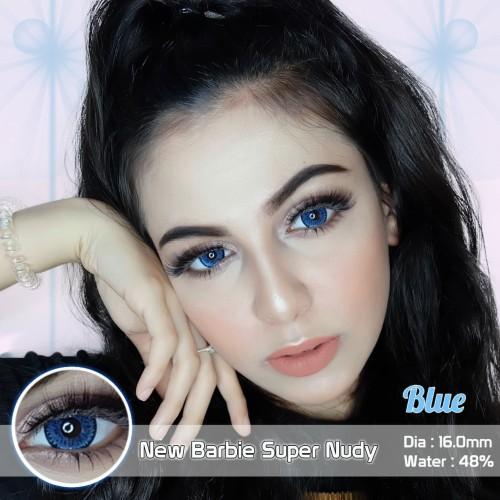 Foto Produk Softlens Barbie Eye Super Nudy Blue (Biru) dari Geo Eyes