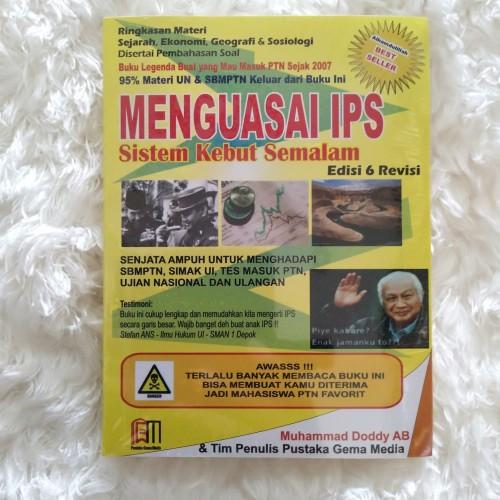 Foto Produk Menguasai IPS Sistem Kebut Semalam Edisi 6 dari Pustaka Gema Media
