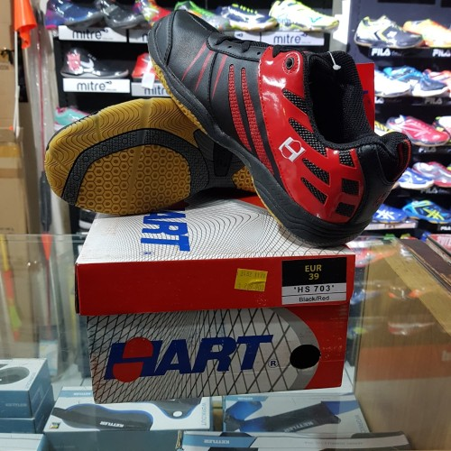 Foto Produk SEPATU BADMINTON HART HS 703 ORIGINAL BULUTANGKIS ASLI MURAH BAGUS dari Chioda Sports Market