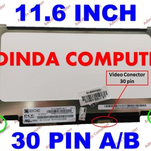 Foto Produk LCD LED Layar Screen Asus EeeBook E202 E202S E202SA Series dari Adinda Computer
