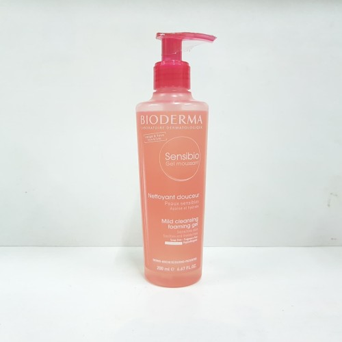 Foto Produk Bioderma Sensibio Gel Moussant 200 ml dari MJ Pharmacy