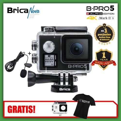 Foto Produk Termurah - Brica B-Pro 5 Alpha Edition 4K Mark II S (AE2S) Black Resmi - Hitam dari Brica Official Store
