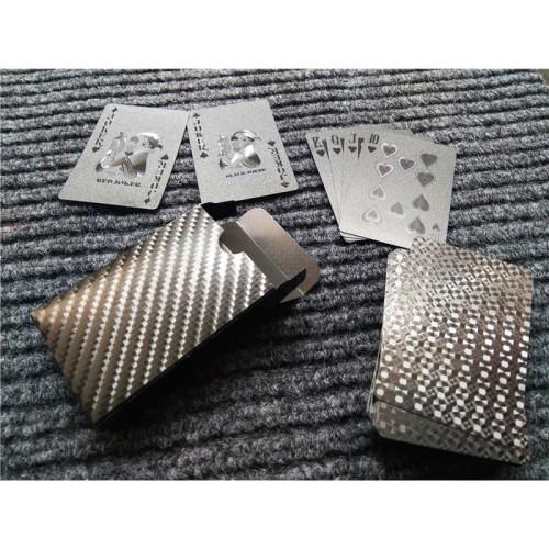 Foto Produk Kartu Poker Remi Plastik Anti Air Waterproof - Model 2 dari web komputindo