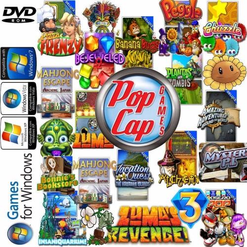 Foto Produk 450 GAMES POPCAP for PC - Full Version (Offline Mode) dari moch ardana aprillyanto