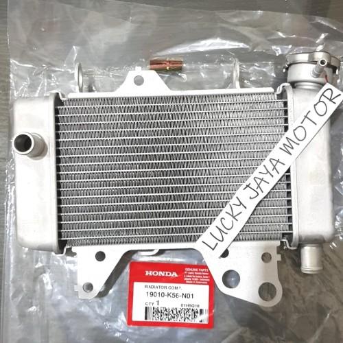 Foto Produk Radiator comp new sonic 150 led supra gtr 150 original 19010-K56-N01 dari LUCKY JAYA MOTOR