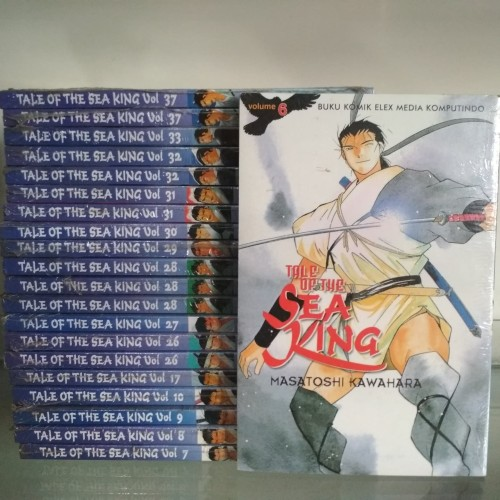 Foto Produk Komik Elex - Tale of The Sea King - Segel dari Deedeeshop