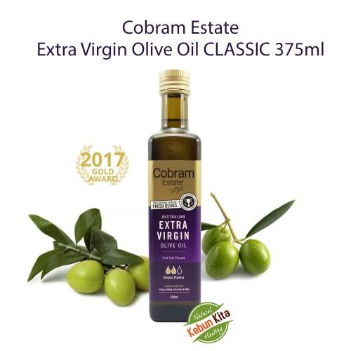 Foto Produk Cobram Estate CLASSIC Extra Virgin Olive Oil 375ml dari Kebun Kita