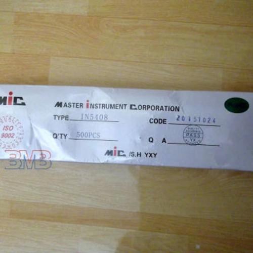 Foto Produk Unik Dioda 1N5408 in 5408 Diode DO-27 3A Diskon dari Nandi Sakha