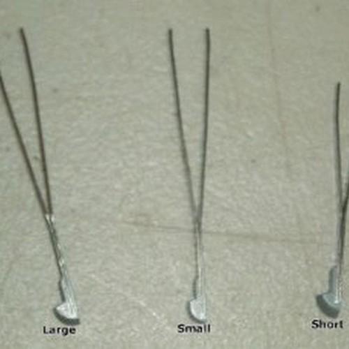Foto Produk Dijual VICTORINOX SPARE PART - Short Tweezer Replacement / Pin Diskon dari Nandi Sakha