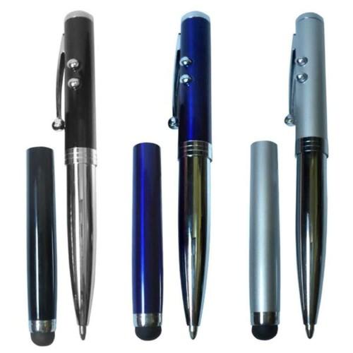 Foto Produk Promo Capacitive - BMB Stylus Pen Multi Fungsi 4 in 1 SM Diskon dari Nandi Sakha