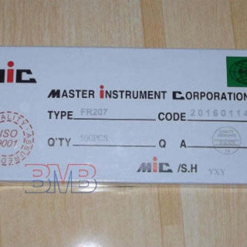 Foto Produk Jual Dioda FR207 Diode 2A Berkualitas dari Nandi Sakha