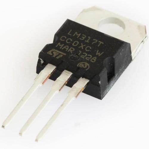 Foto Produk Dijual Transistor LM317T LM317 IC Regulator TO-220 Berkualitas dari Nandi Sakha