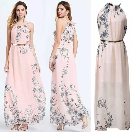 Foto Produk Chiffon Summer Sleeveless dress dari delicia boutique