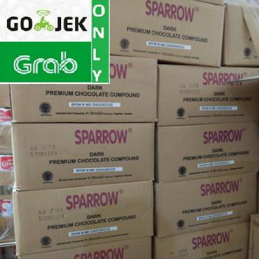 Foto Produk MERCOLADE SPARROW 20 KG / 1 KARTON COKLAT DIAMOND F1 GOSEND / GRAB dari Sinar Terang Regency