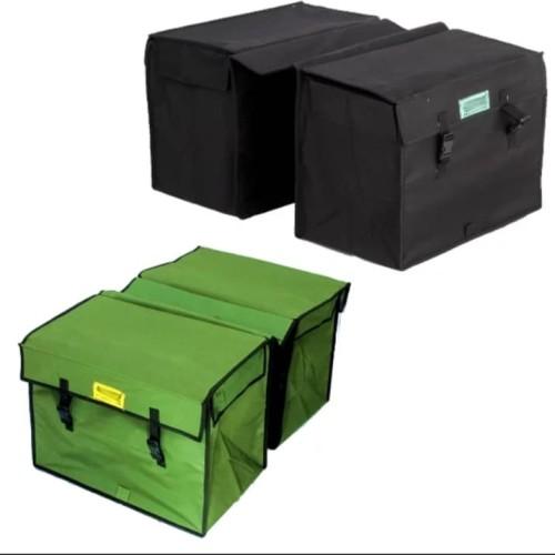 Foto Produk OBROK / tas motor/ tas kurir ukuran jumbo dari Gudangobrokmalang92