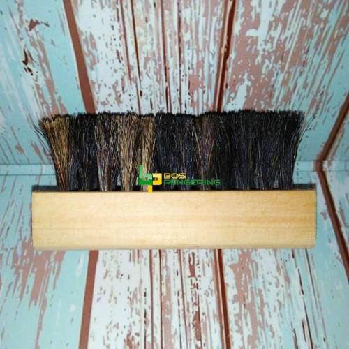 Foto Produk Premium Brush (Sikat Bulu Kuda) dari Bos Pengering