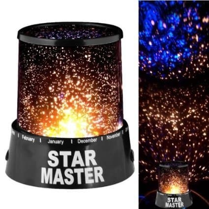 Foto Produk Lampu Tidur Proyektor STAR MASTER dari dfanccie house