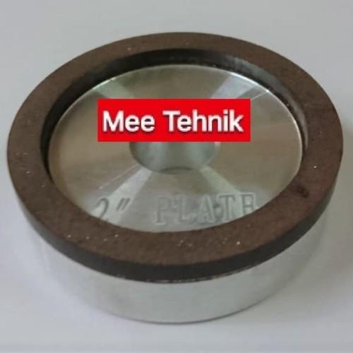 "Foto Produk Diamond Wheel ""FIESTA"" type 2"" PLATE dari Mee Online Order"