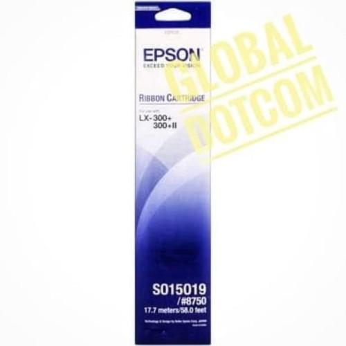 Foto Produk PITA PRINTER EPSON 8750 /LX-300 / 310 / 800 ( ORIGINAL) dari bisma_mar