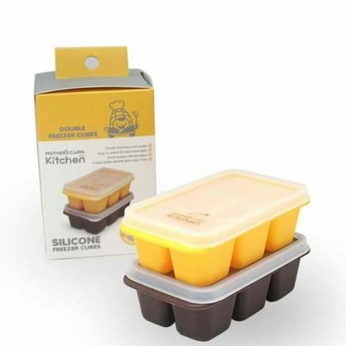 Foto Produk Mothers Corn Silicone Freezer Cubes (Double) dari Yen's Baby & Kid Official Shop
