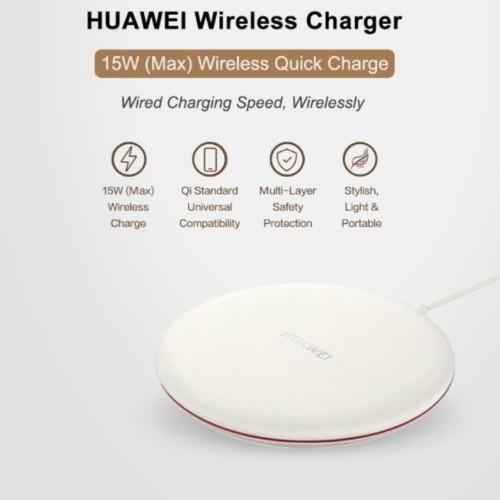 Foto Produk super wireless charger huawei mate 20 pro, samsung note 9, iphone x dari ZA Industry