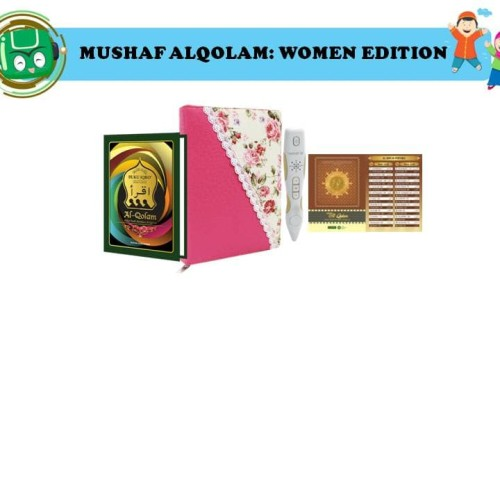 Foto Produk AQL: MUSHAF WOMEN dari Tigaraksa Educational