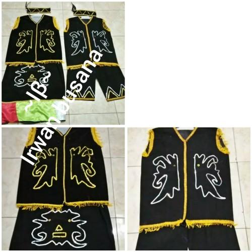 Foto Produk baju adat kalimantan/dayak anak laki-laki Tk dari Irwan busana