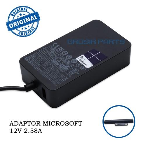 Foto Produk Charger Adaptor Microsoft Windows Surface Pro 3 (12V - 2.58A) dari Grosir Part