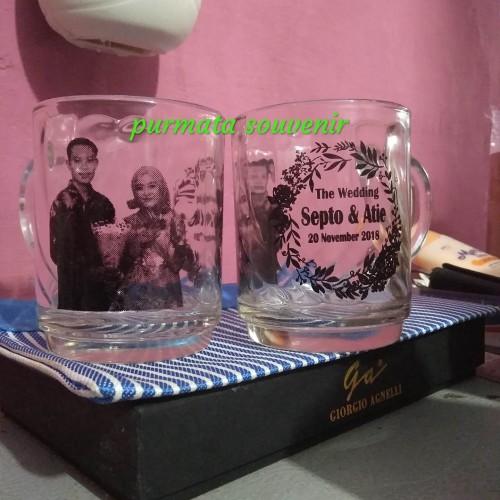 Foto Produk Souvenir gelas CG/souvenir gelas/souvenir Jakarta/souvenir murah dari purmata souvenir
