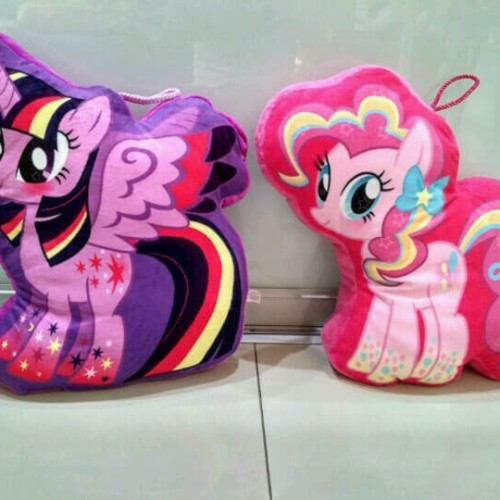 Foto Produk Bantal My Little Pony Ponny Kuda Poni dari K2 Online Shop