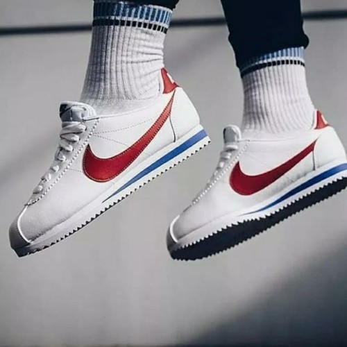 Foto Produk Sepatu Nike Cortez Forrest Gump Unizex Sneakers pria wanita terbaru dari Side Sport