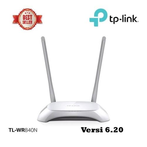 Foto Produk TP-LINK TL-WR 840N 300MBps Wireless Router dari Trinity Plaza