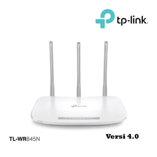 Foto Produk TP-Link TL-WR845N : TPLink WiFi 300Mbps Wireless N Router dari Trinity Plaza